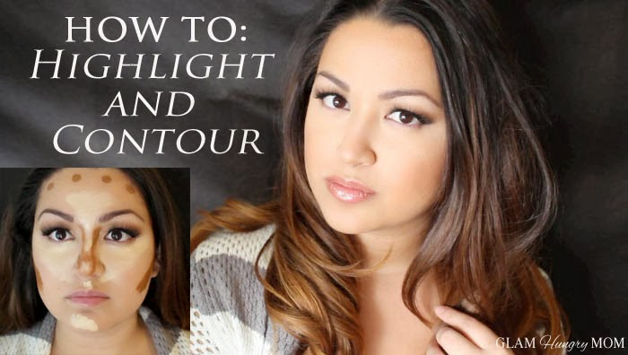 how to highlight and contour like kim kardashian andrea bai