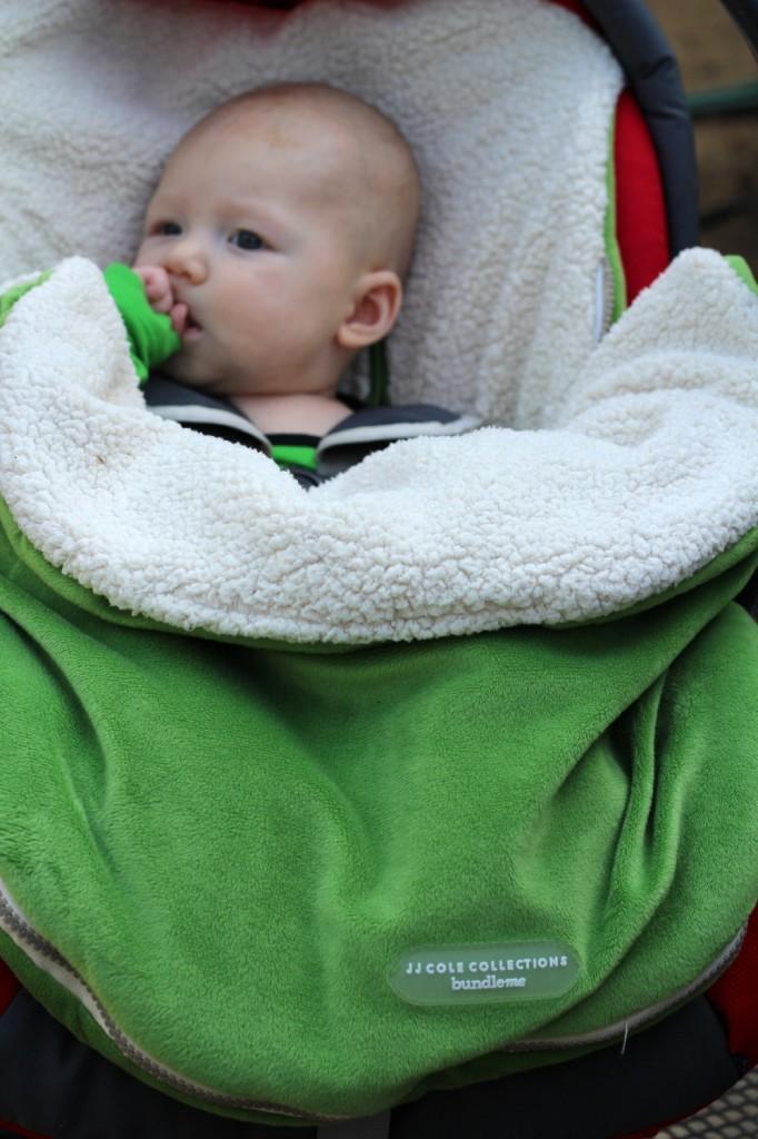 Jj cole infant bundle me