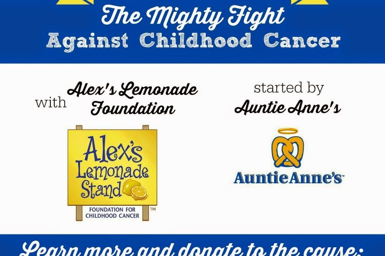 Help Take A Stand Against Childhood Cancer