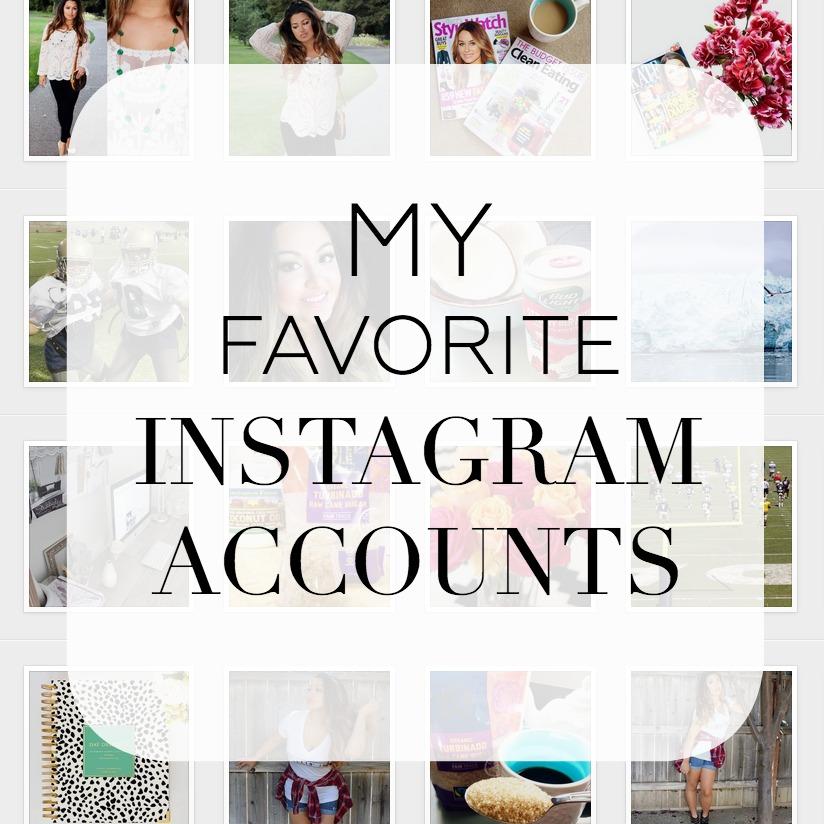 favorite instagram accounts