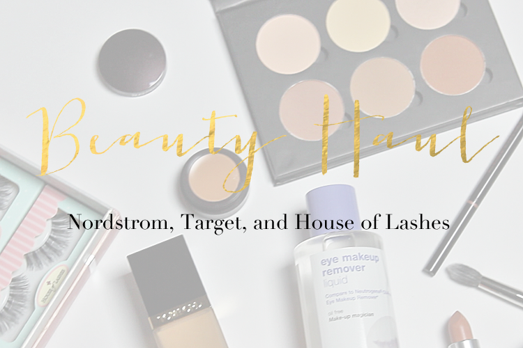 Nordstrom Beauty Haul