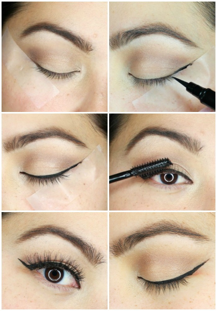 How To Do Cat Eyes Makeup You