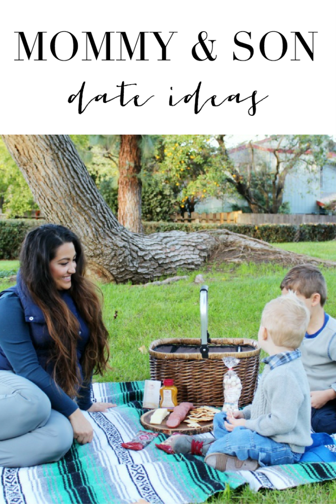 mommy-son-date-ideas