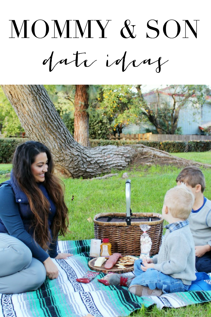 25 Mom and Son Dates Ideas