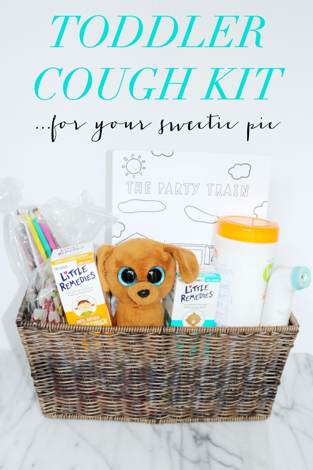 Toddler Cough Kit