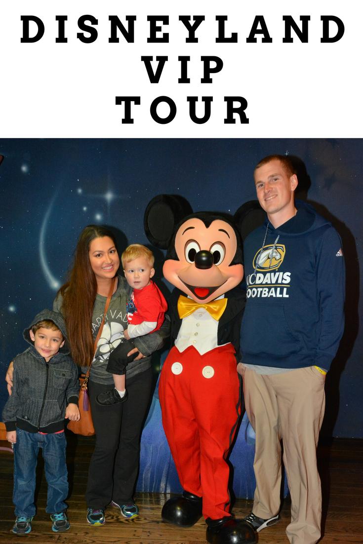Disneyland VIP Tour + $500 Giveaway
